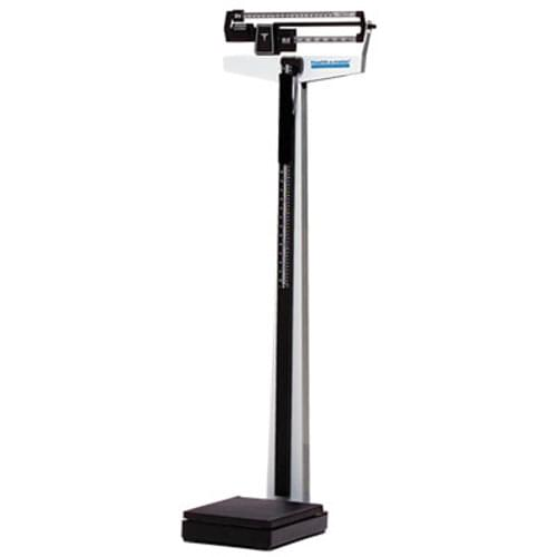 Health O Meter® Model 450KL Beam Scale with Rotating Poise Bars
