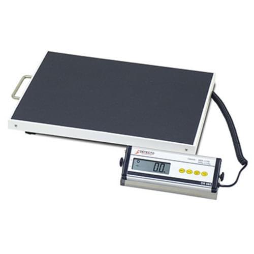 Detecto DR660 Bariatric Digital Portable Scale