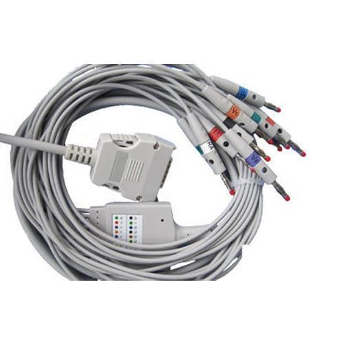 Burdick ELI Series 10 Lead Patient Cable