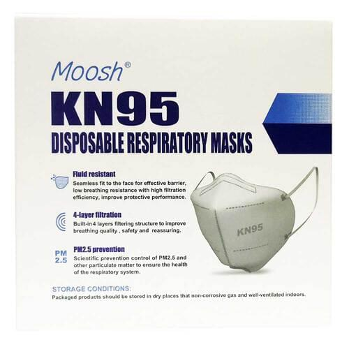 KN95 Respirator Masks Box of 20