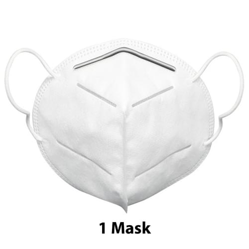 Medical Surgical Mask with Earloop 1 Mask Each