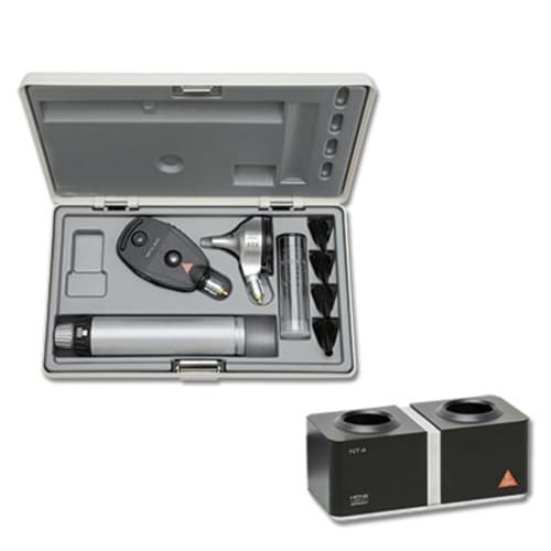 LED BETA 400 F.O. Otoscope, BETA 200 Ophthalmoscope Set
