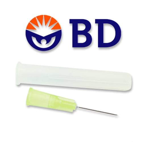 BD PrecisionGlide Needle 20G x 1""