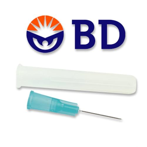 BD PrecisionGlide Needle 23G x 1 1/4""