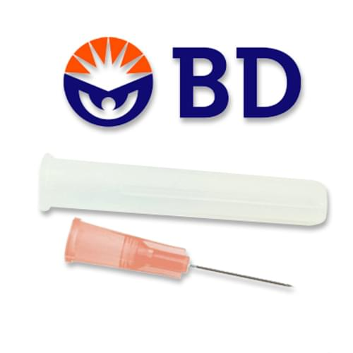 BD PrecisionGlide Needle 26G x 3/8""