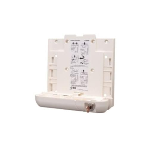 BD Locking Wall Mount for 5.1L Sharps Collector