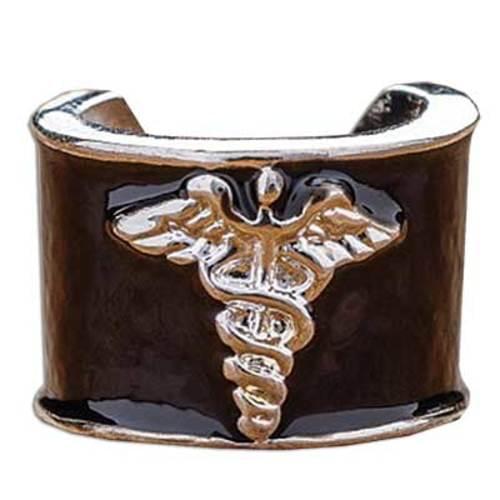 Caduceus Stethoscope Charm