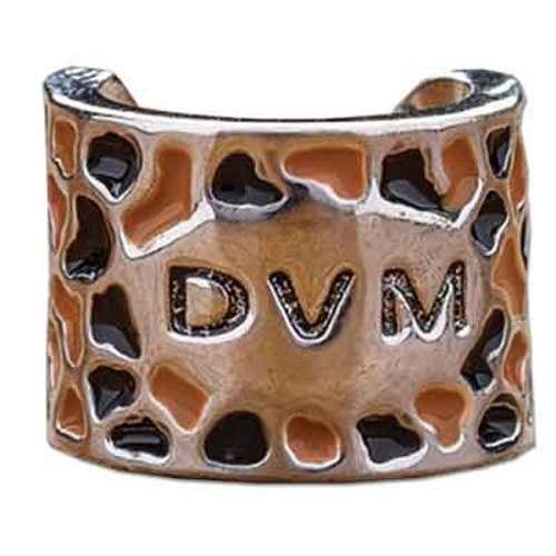 Doctors of Veterinary Medicine (DVM) Stethoscope Charm