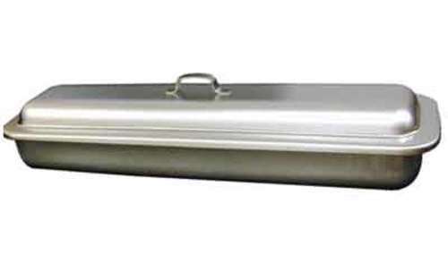 "Catheter Tray & Cover 8.75"" x 3.25"" 1.25"""