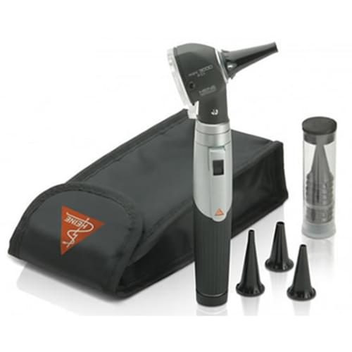 Heine Mini 3000 Fibre Optic Otoscope (with soft case)