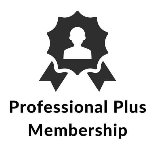 Professional Plus Membership
