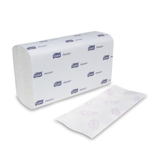 Tork Premium Extra Soft Hand Towel White 2-Ply