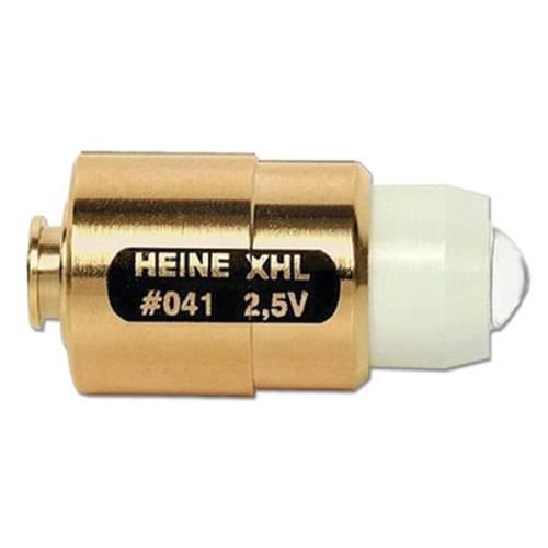 Bulb 2.5V Heine Mini 2000 Combilamp, Cliplamp, Fibralux