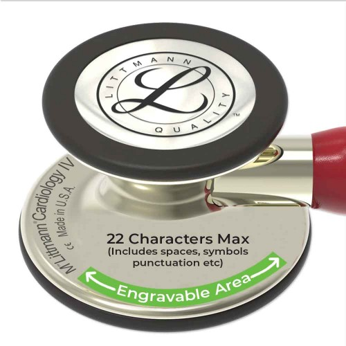 <p>The 3M™ Littmann® Cardiology IV™ Stethoscope is designed for clinicians who require outstanding acoustic performance combined with exceptional versatility. Its functional design provides a single-piece tunable diaphragm on each side of the chestpiece, letting clinicians hear different frequency sounds by simply adjusting the pressure on the chestpiece. The dual-lumen tubing combines two sounds paths in one tube, eliminating the rubbing noise that traditional double tubes create. Not just for cardiologists, this stethoscope is ideal for a variety of healthcare professionals to identify, listen to, and study cardiac, lung, and other body sounds in adult and pediatric patients.</p> <p>The 3M™ Littmann® Cardiology IV Stethoscope's distinctive, chalice-shaped chestpiece delivers outstanding acoustic performance, diagnostic versatility, and convenience for treating adult and pediatric patients. Both sides of the chestpiece have single-piece diaphragms that are easy to remove and clean, while the pediatric side of the chestpiece easily converts to a traditional open bell by removing the tunable diaphragm and replacing it with the included non-chill bell sleeve. Listen to, identify, and diagnose even the most subtle body sounds through the power of tunable diaphragm technology. Simply hold the chestpiece with light pressure to hear low-frequency sounds and increase pressure incrementally to hear higher-frequency sounds. Dual lumen tubing combines two sounds paths in one tube, eliminating the rubbing noise that traditional double tubes create. Stain-resistant, durable, and designed for the healthcare environment — choose the 3M™ Littmann® Cardiology IV Stethoscope.</p> <p><strong>Details</strong></p> <ul> <li>Diagnose and make decisions with confidence</li> <li>Hear high or low frequency sounds by slightly adjusting pressure on the chestpiece</li> <li>Dual-lumen tubing helps eliminate the rubbing noise of traditional double tubes</li> <li>Next-generation tubing is durable