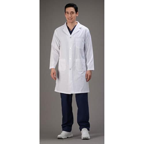 """Lab Coat Unisex Extra Large 46"""" - 48"""" Chest"""