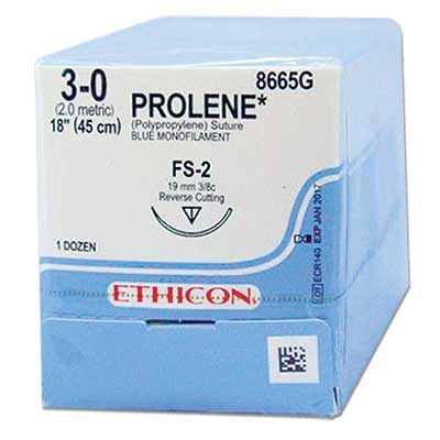 Prolene Sutures