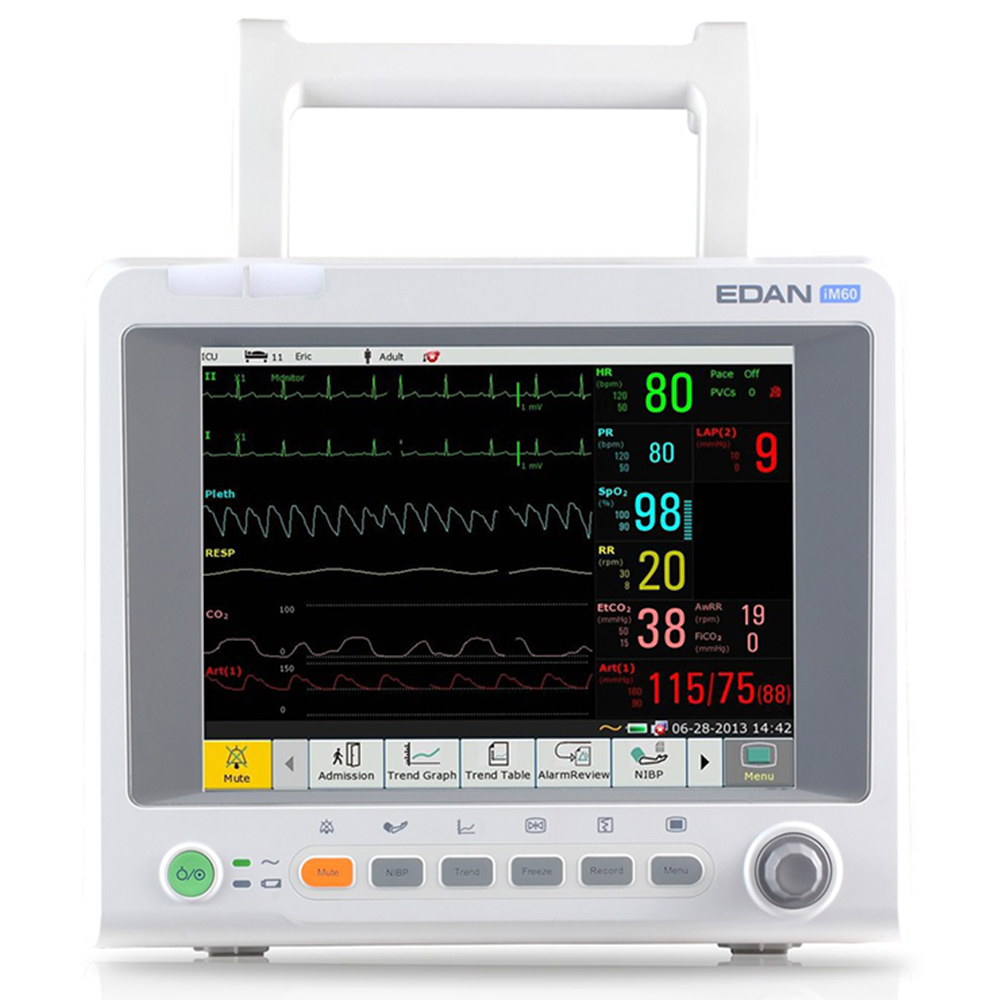Monitors with Capnography