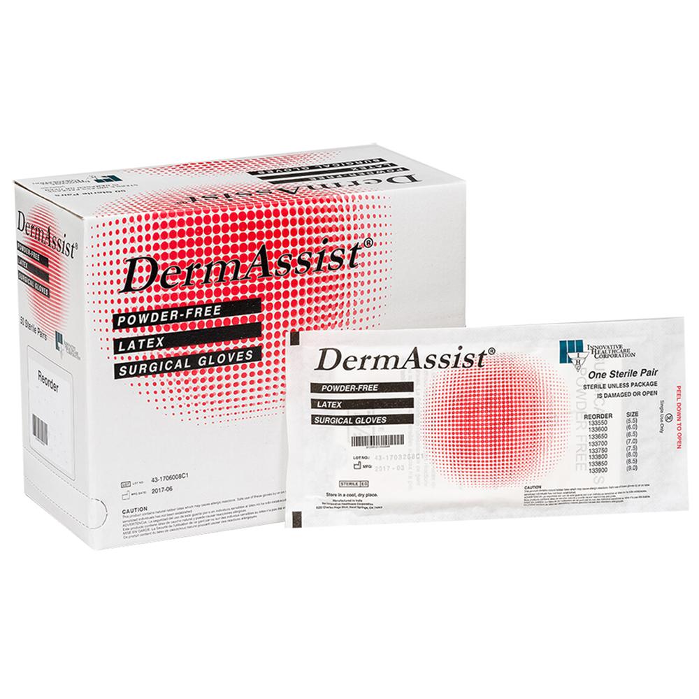 Dermassist Sterile Powder Free