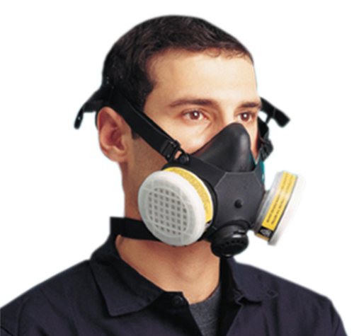 Elastomeric Masks - N95 Protection