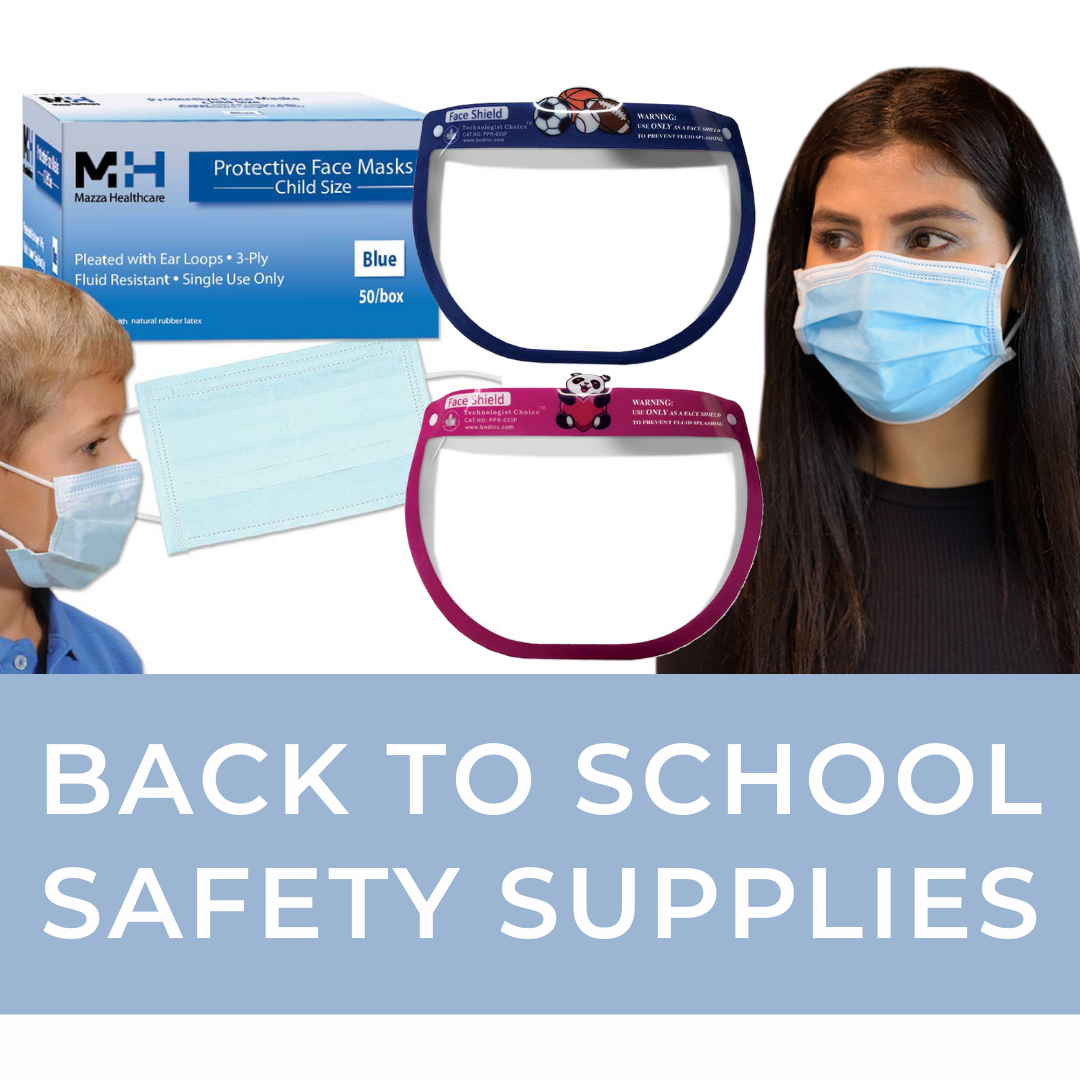 Back To School Safety Supplies