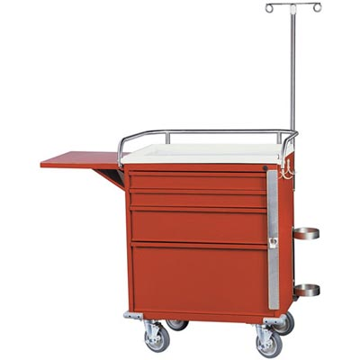 Emergency Carts and Accessories