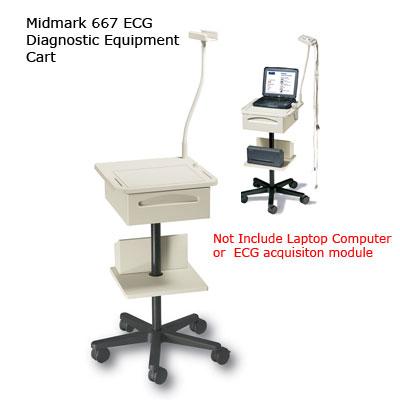 ECG Diagnostic Equipment Carts