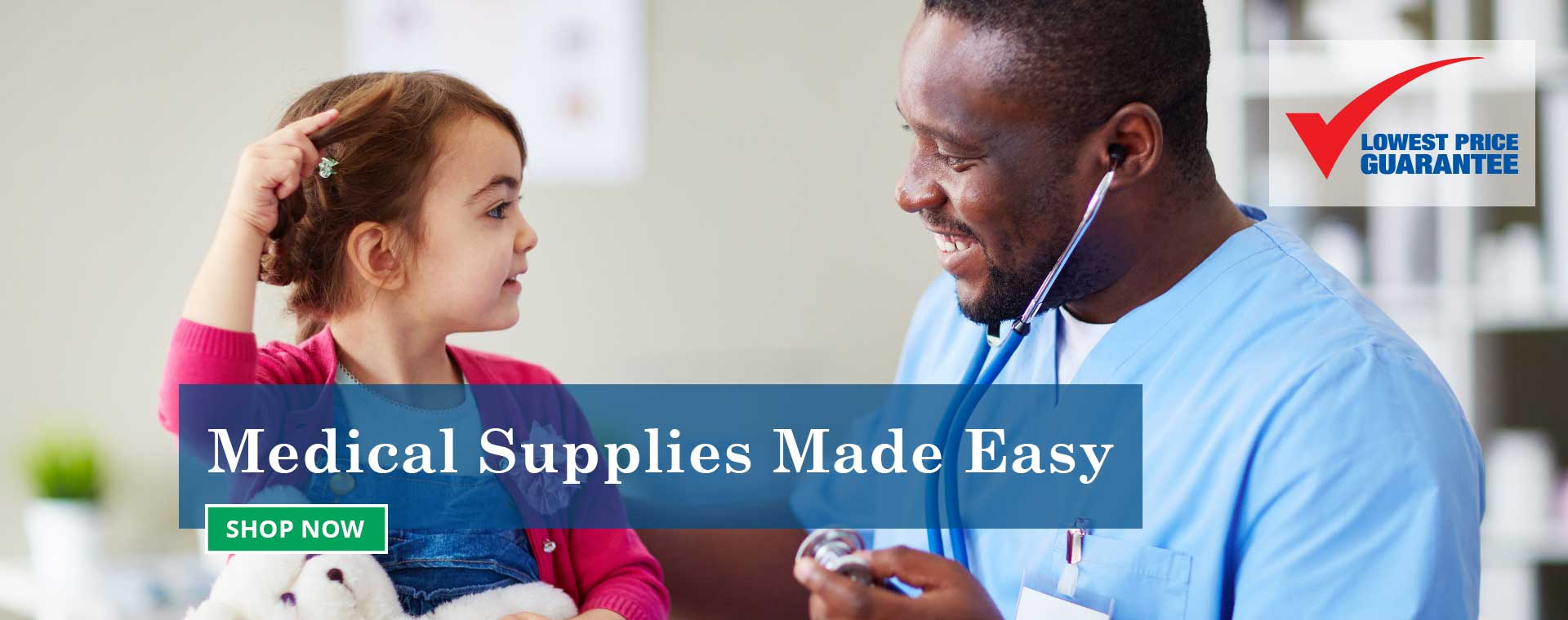 Medical Supplies Made Easy