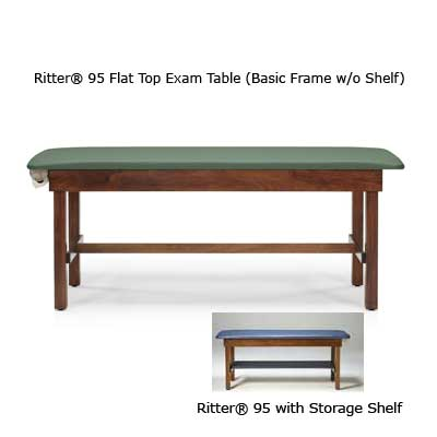 Ritter 95 Treatment Table