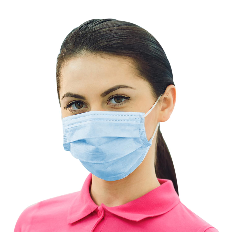 Patient & Personal Use Earloop Masks