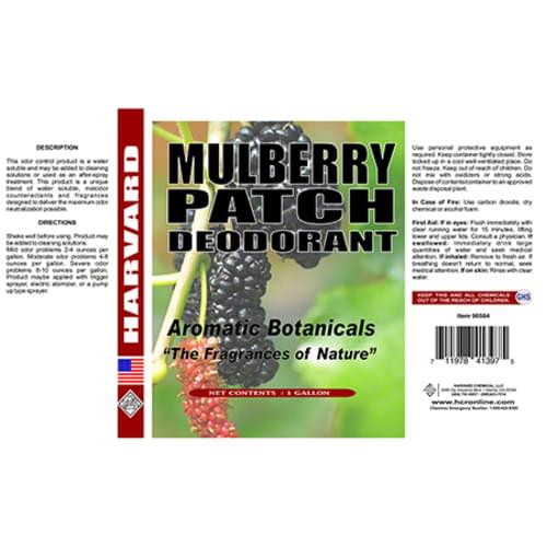 Mulberry Patch Deodorizer - Gal