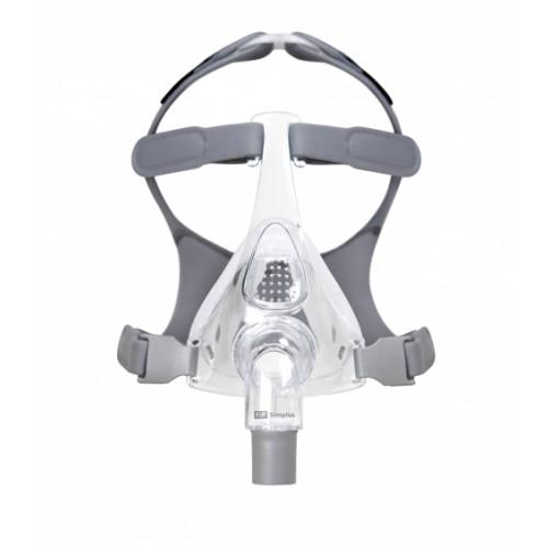 F&P Simplus Full Face Mask, Medium, Unisex