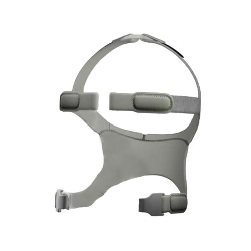 F&P Simplus Headgear, Medium/Large, Gray