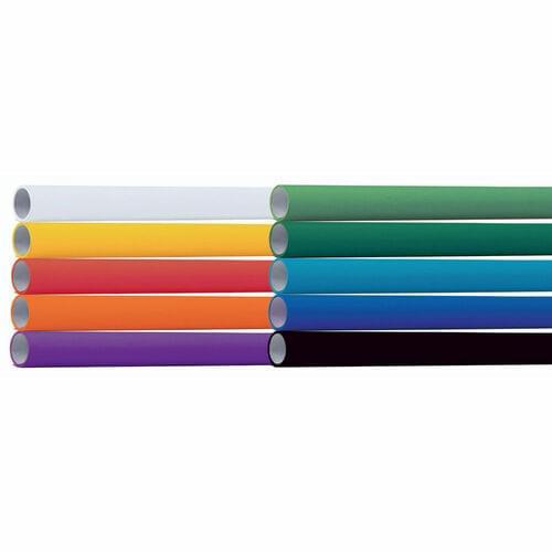 "FADELESS PAPER ROLLS 48"" X 50', BRIGHT BLUE"