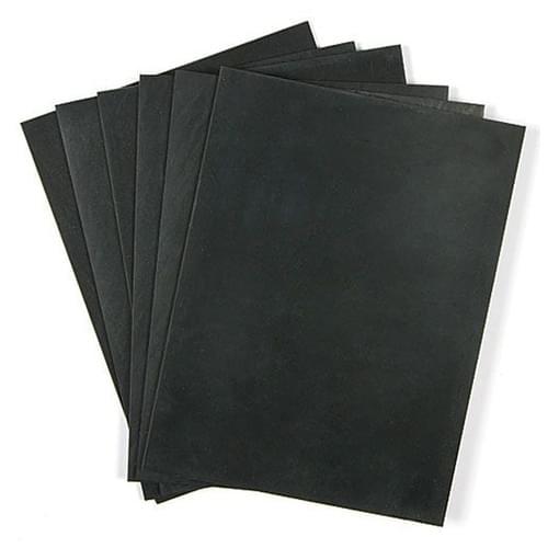 """SOFT CUT BLACK LINO BLOCKS, 6"""" x 8"""""""