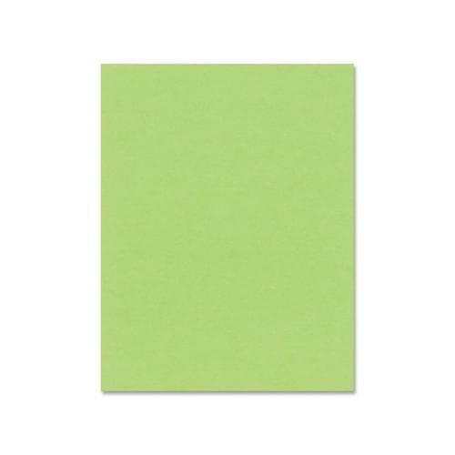 "LIGHT GREEN 2-PLY BRISTOL BOARD, 22"" X 28"", SOLD PER PIECE/EACH"