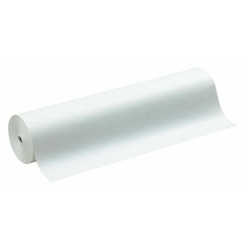 "KRAFT WHITE DRAWING PAPER ROLL, 36"" X 100'"