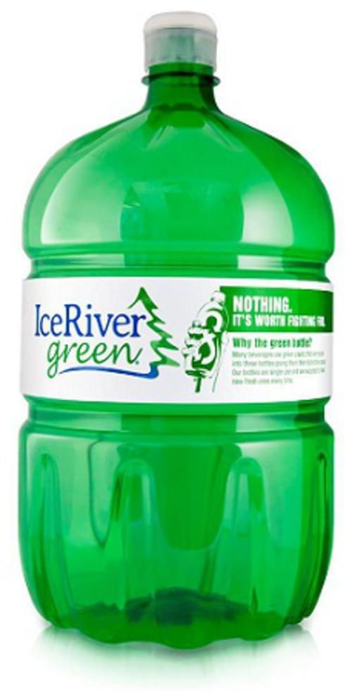 Ice River Green Spring Water 15L