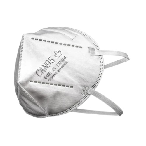 CAN95 Health Canada Authorized Particulate Respirator, 10/Pack