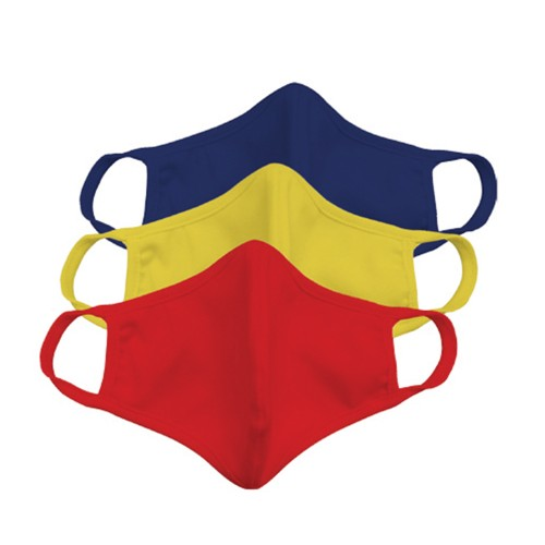 Children's size re-usable masks, 3/pack