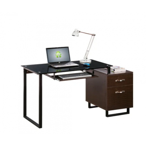 Alnair Reversible Single Pedestal Desk
