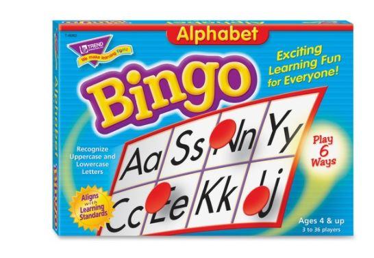 Flash Cards & Bingo Games