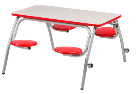Cafeteria & Breakroom Tables