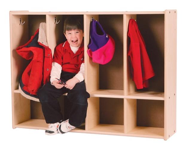 Lockers & Cubbies