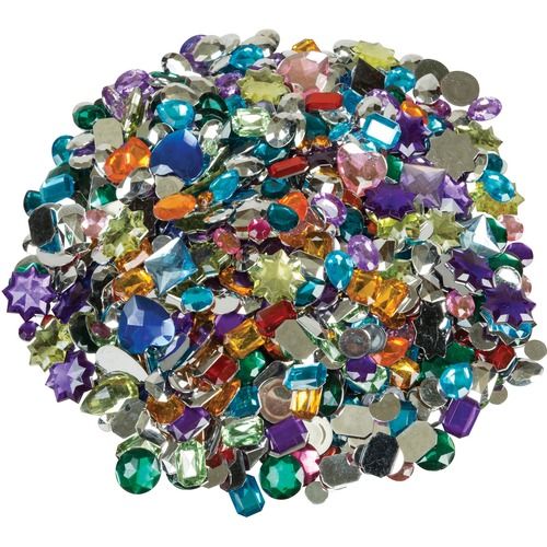 Gem Stones, Sequins & Shells