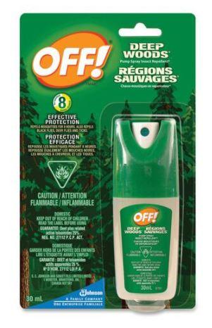 Pesticides & Repellents