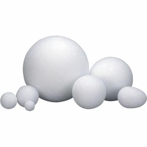 Styrofoam Shapes