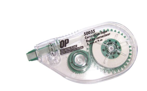 Correction Tapes