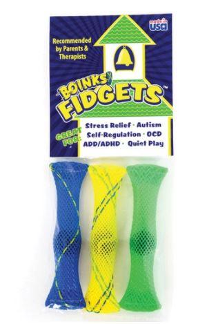 Tactile Input-Fidgets