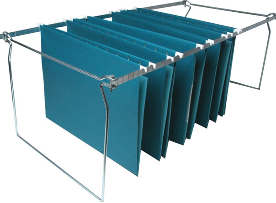 Folder Frames and Sorters