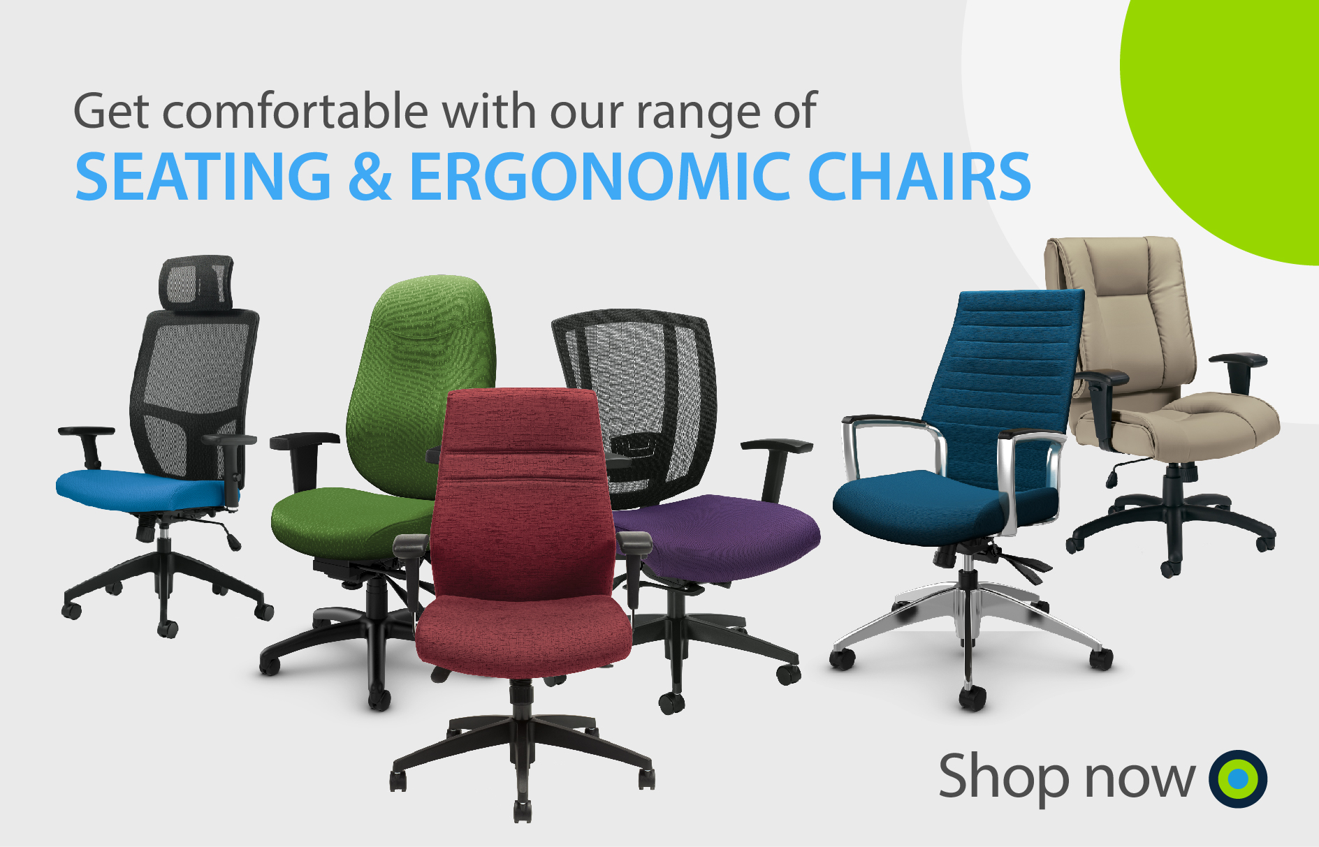 Office Central Seating and Ergonomic Chairs